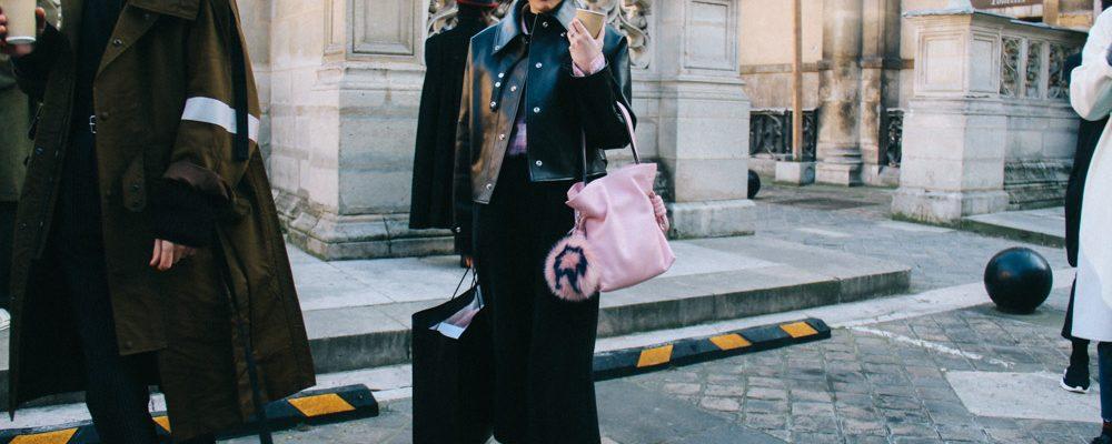 Look 17: Bubblegum Pink ( Beaux-arts Paris)