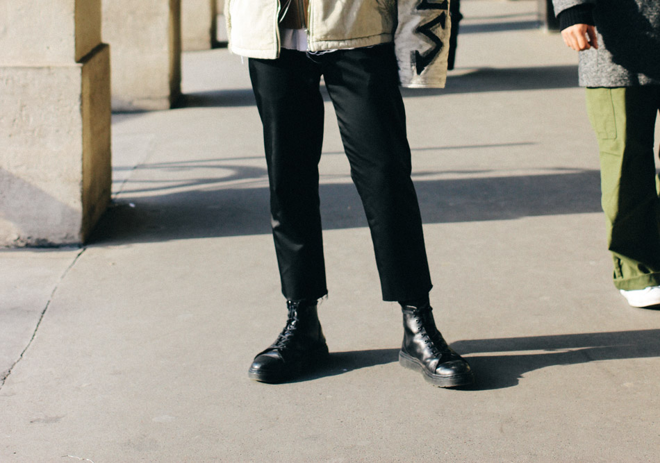 LOOK XV: rue Rivoli, Paris