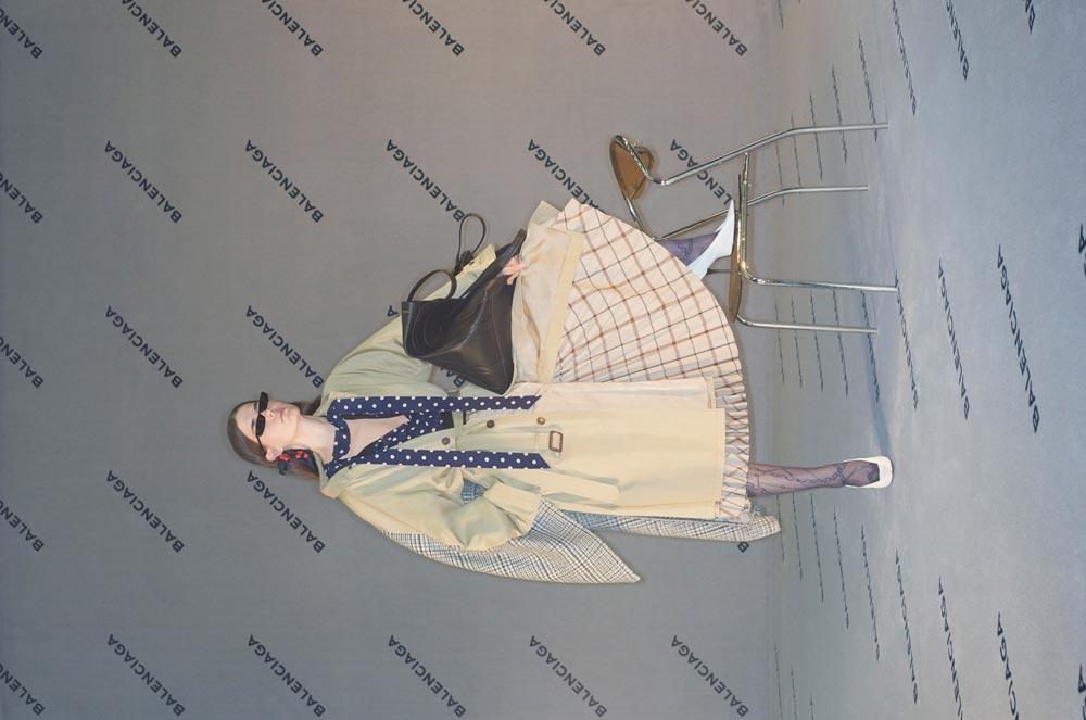 FW17 collections Balenciaga