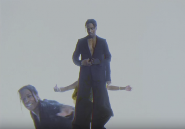 """Asap Rocky's New """"Raf"""" Music Video Is a Throwback to Raf Simons' Old Archive Collections"""