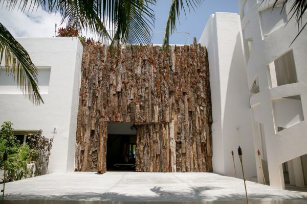 Pablo Escobar's Home Is Now an Artsy Boutique Hotel in Tulum