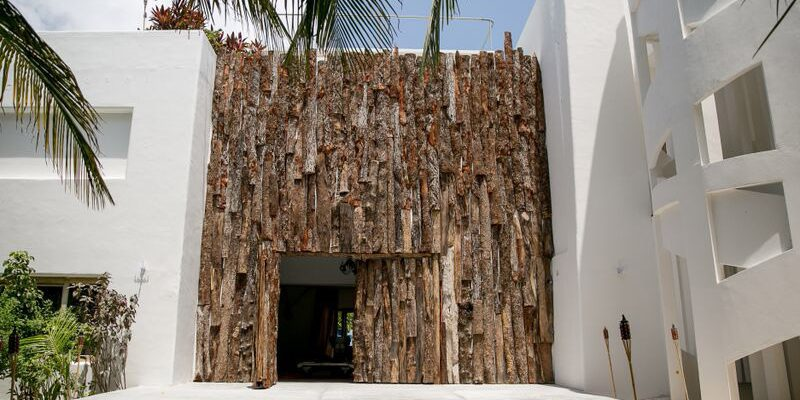 Pablo Escobar's home is now a fancy boutique hotel in Tulum