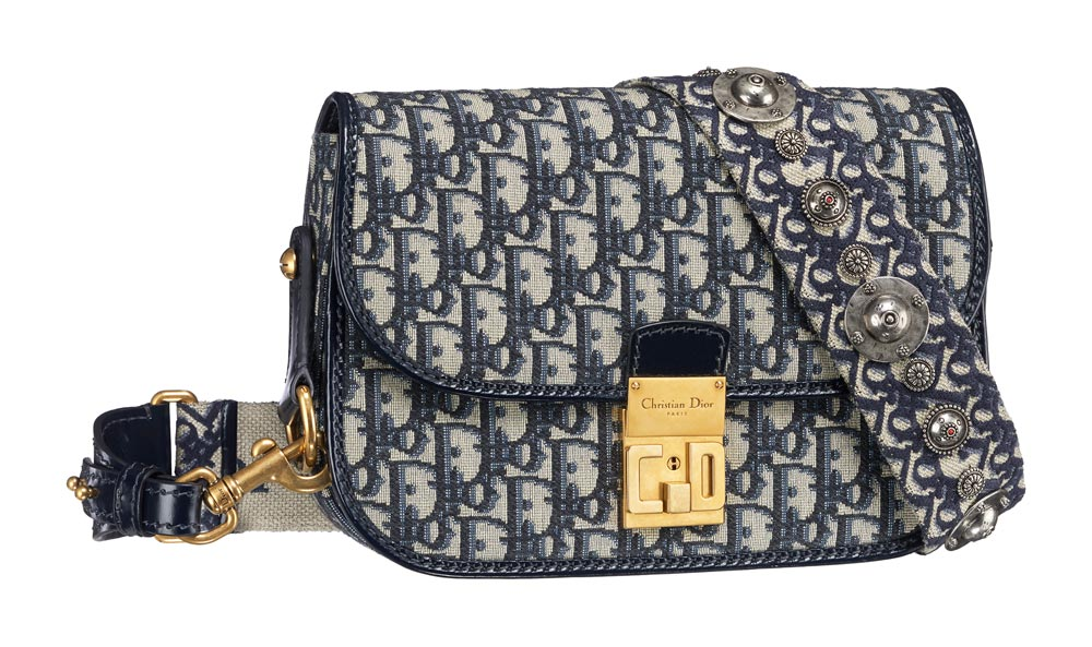 ef9fd3498 Meet the Dior Bag Rihanna's Obsessed With