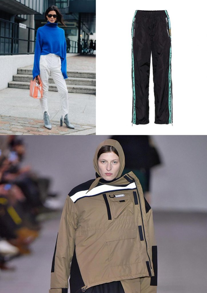 Technical ski trend fw17