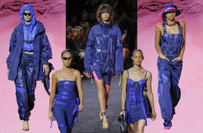 release date: 4c6df 10878 What Happened on the Fenty x Puma SS 18 Runway