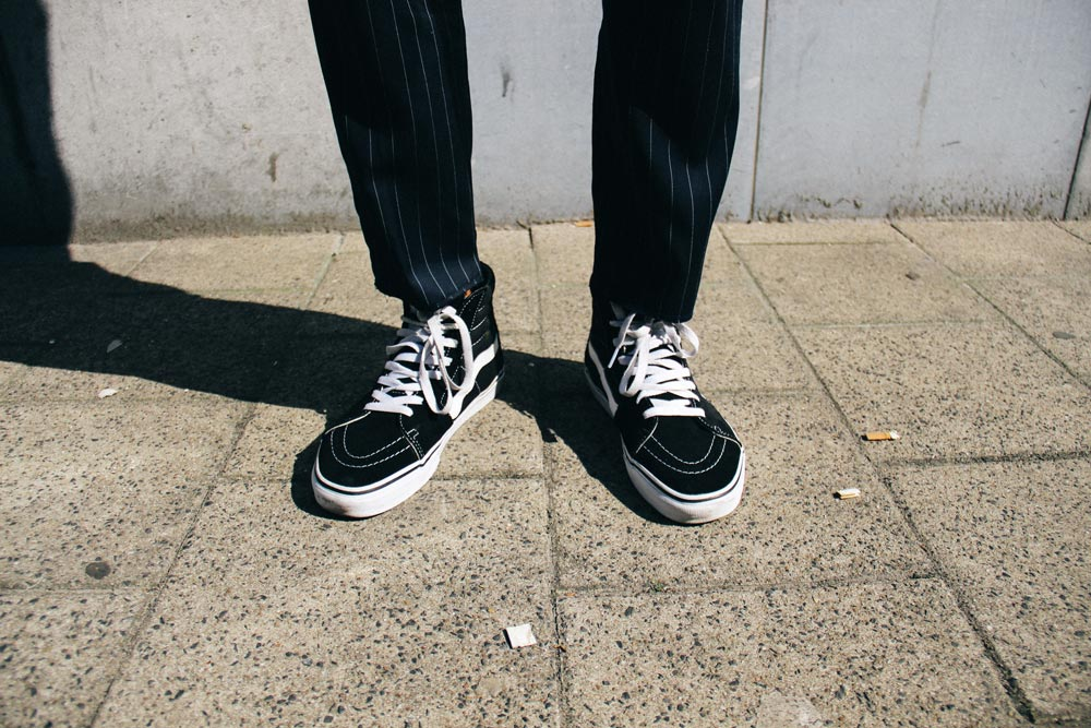 LOOK LVI: Weekend wear