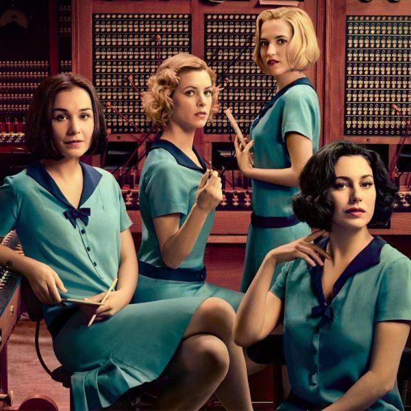 Netflix Chicas del Cable
