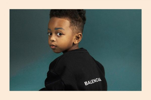 Balenciaga's Unisex Junior Collection Finally Has a Release Date