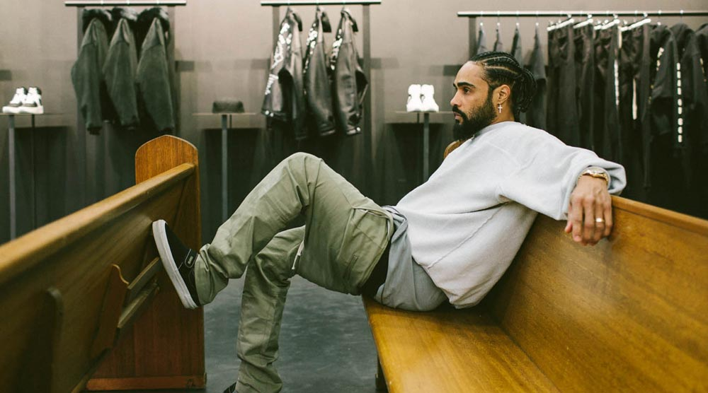 Here's What Went Down At Fear Of God's Holiday Pop-Up