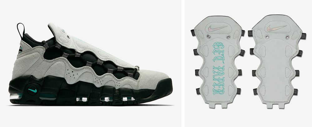 designer fashion 9f3db 34a5a Nike Launches New Air More Money  Global Currency  Pack