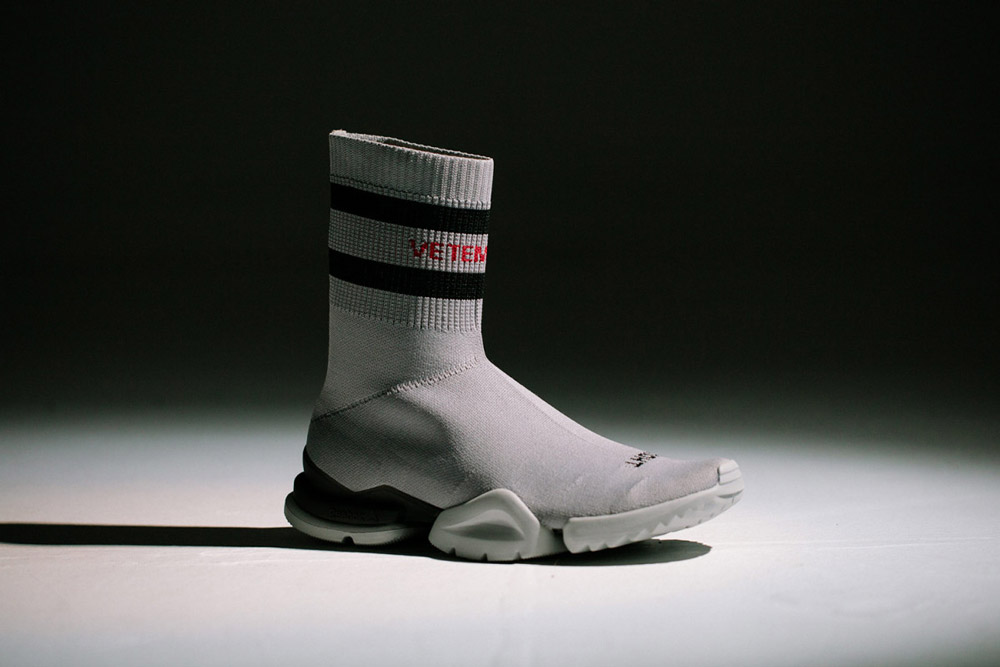 Vetements x Reebok Sock Trainers