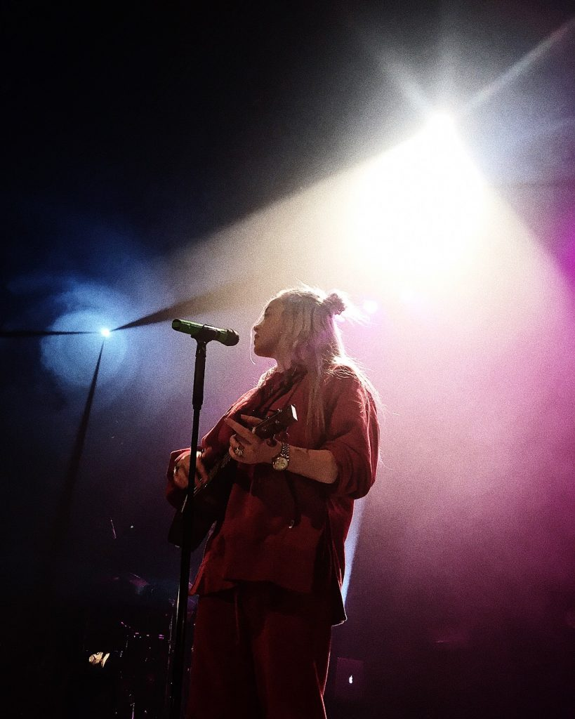Concert Review: Billie Eilish, Sick in Every Way