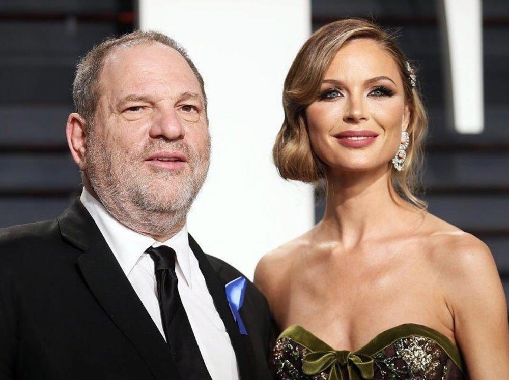 Weinstein effect Womenswear