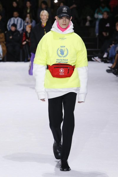 Our Thoughts on Balenciaga Supporting the World Food Programme