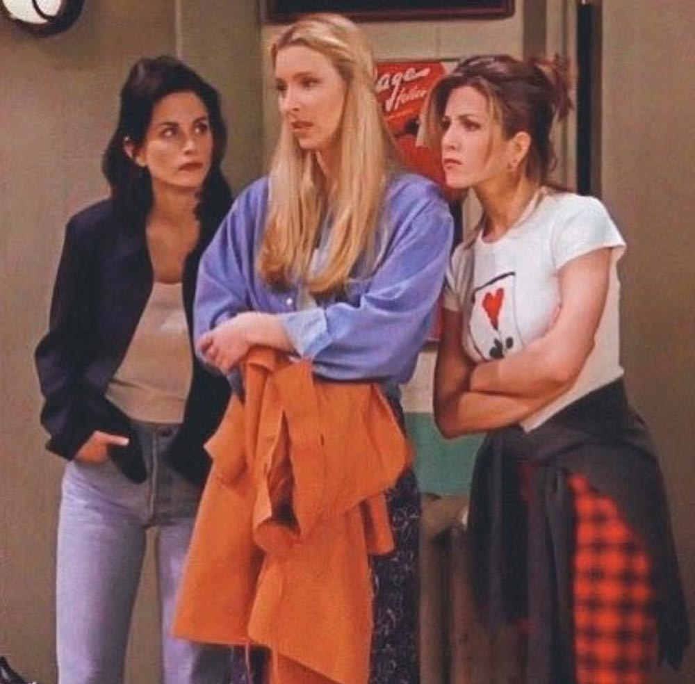 5 Iconic Friends Looks That Are Still Very Much On Point-1709