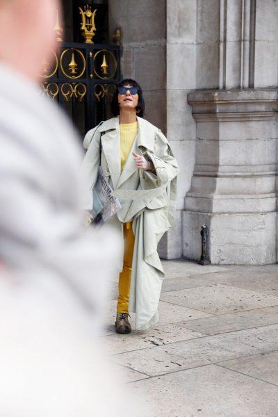 Street Style Looks from Paris Fashion Week Fall 2018 Part III