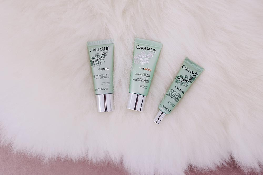 Travel Size Essentials Caudalie Vine Active