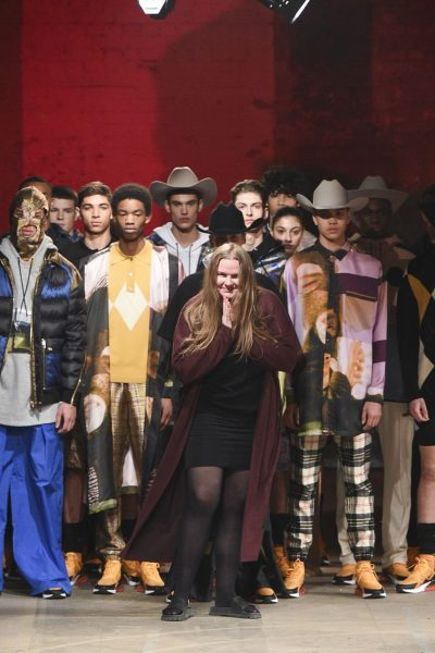 Our Favorites from Astrid Andersen's fw18 Runway Show in London