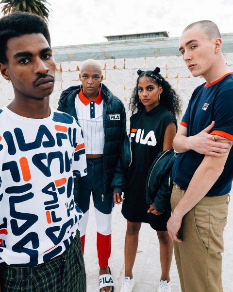 FILA South Africa Salutes Cape Town's Youth Culture In A New Lookbook