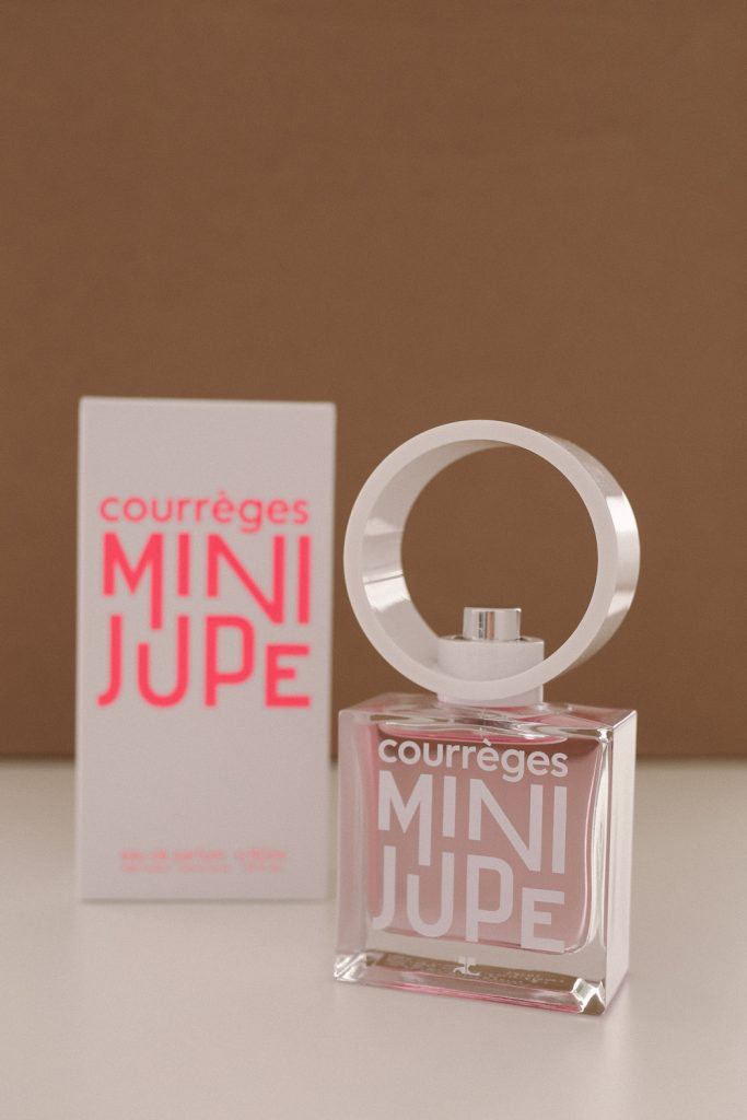 Mini Jupe Courrège