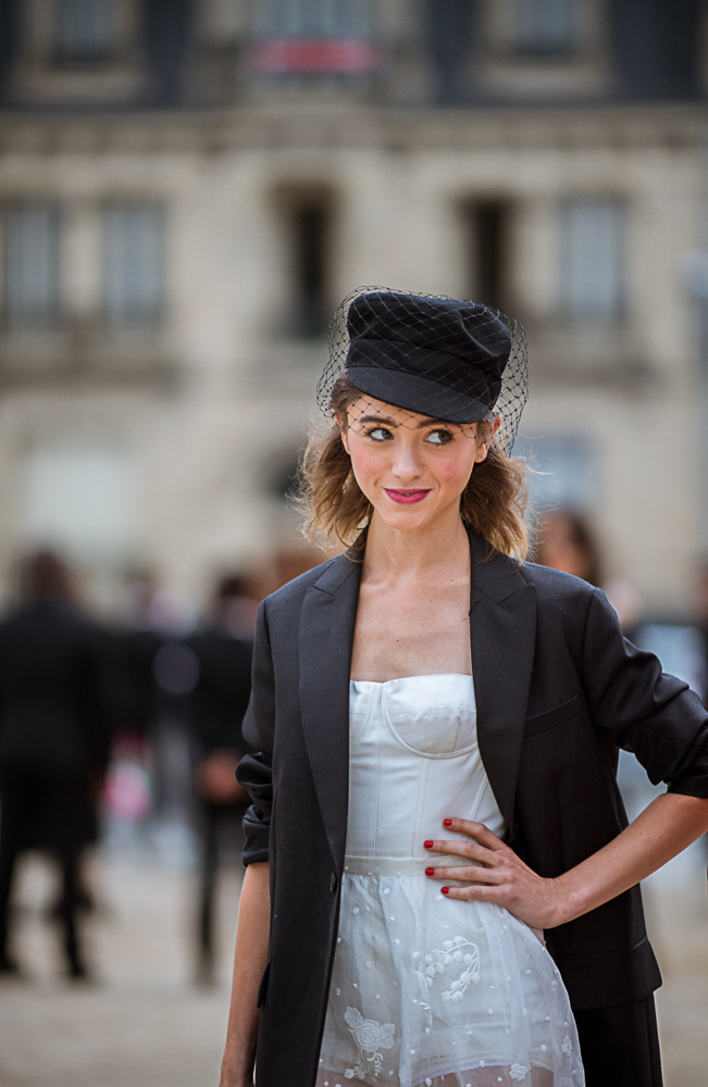Street Style: Dior Cruise 2019