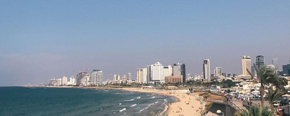 Favorite spots in and around Tel Aviv