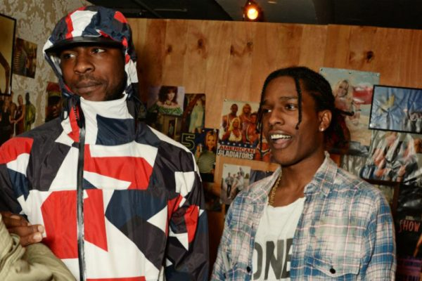 """A$AP Rocky Just Dropped a Video for """"Praise the Lord (Da Shine)"""" Ft. Skepta"""