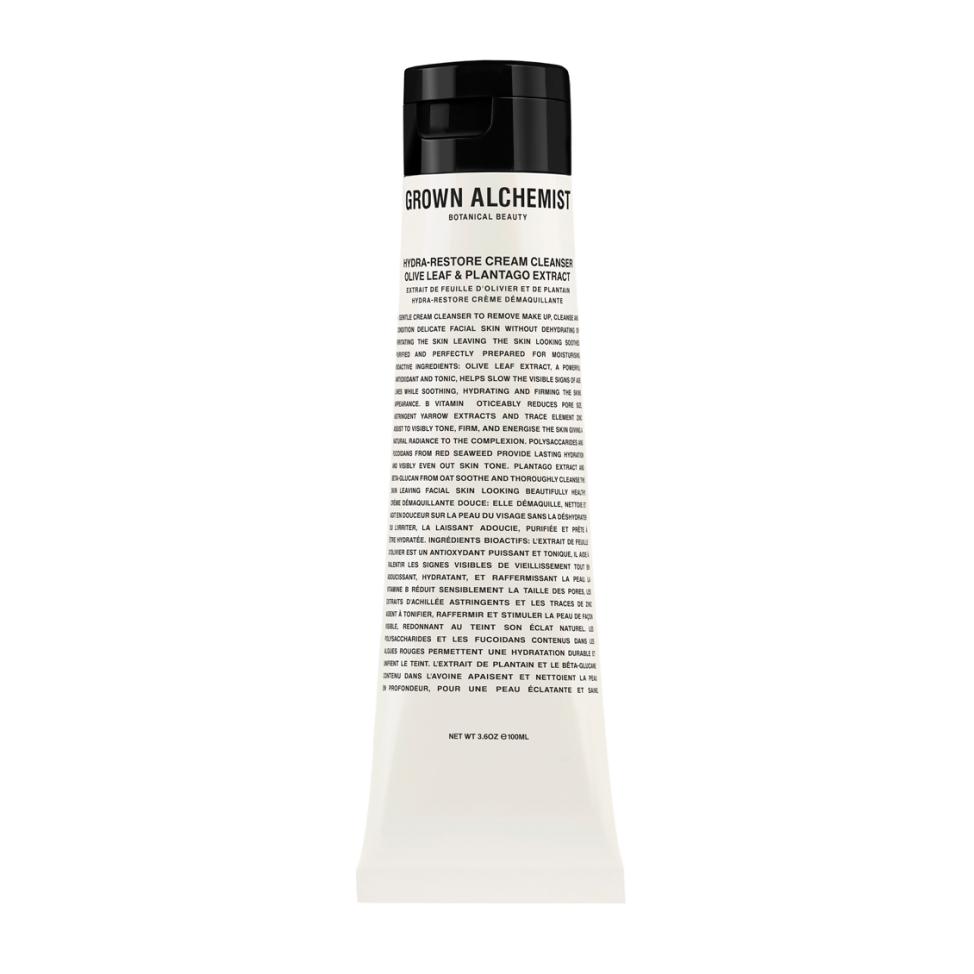Hydra Restore Cream Cleanser from The Grown Alchemist