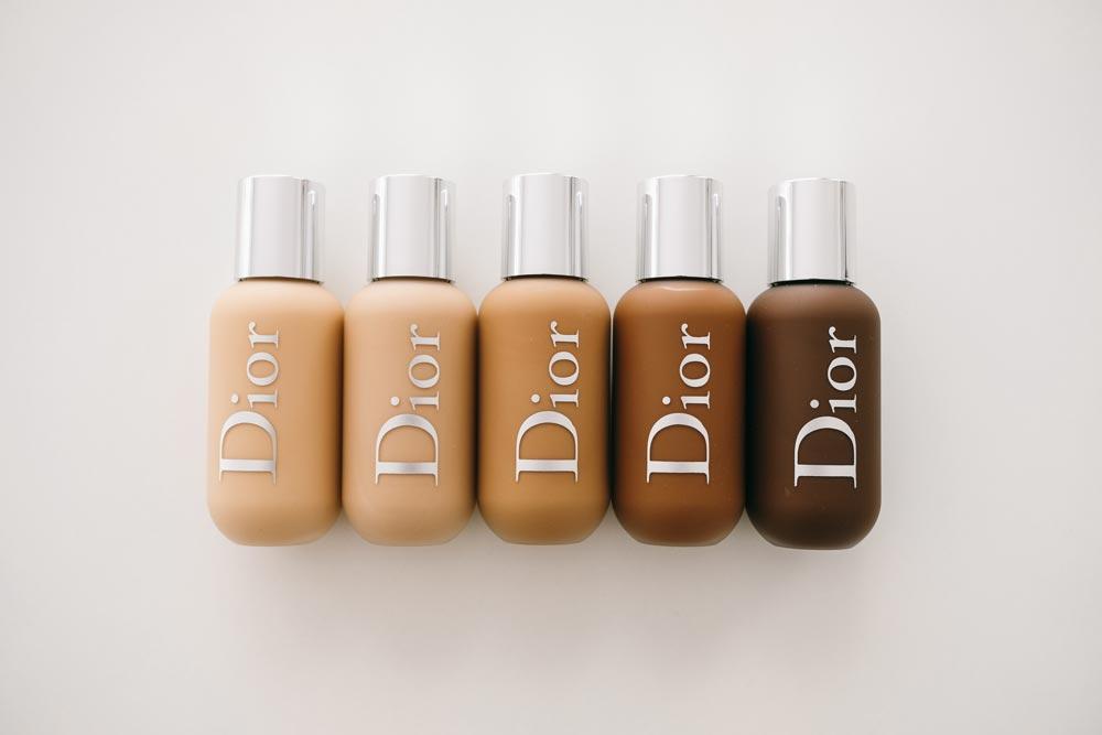 Dior Make-up Backstage essentials Peter Philips