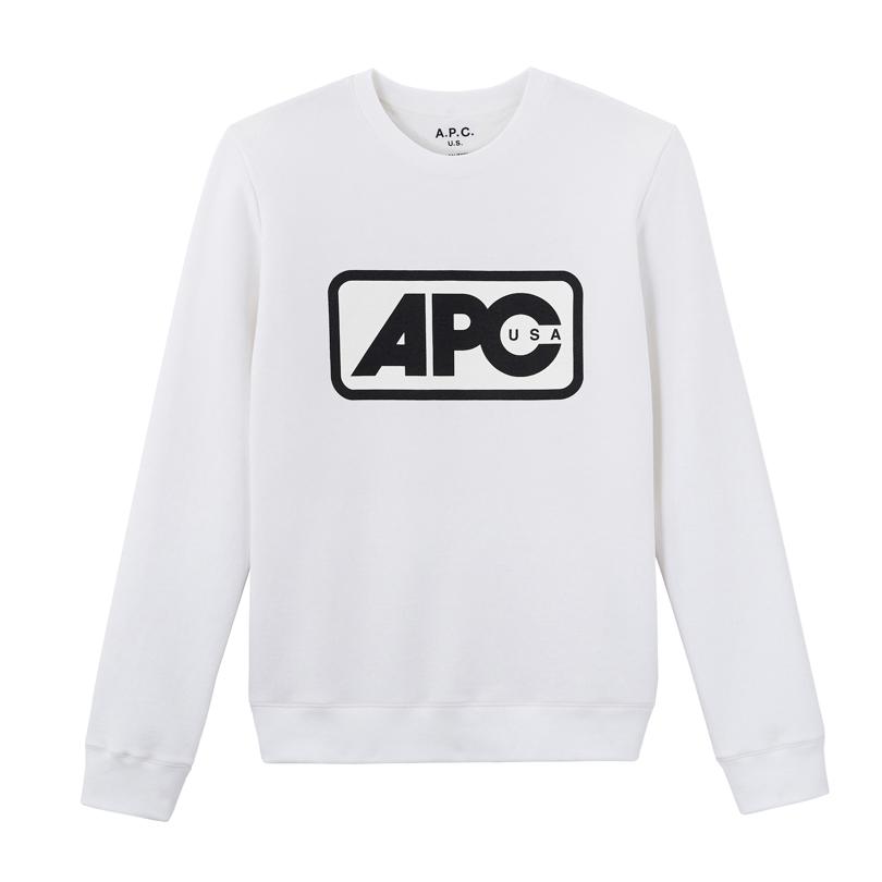 French Sportswear Made in America: Meet A.P.C. U.S. Fall 2018