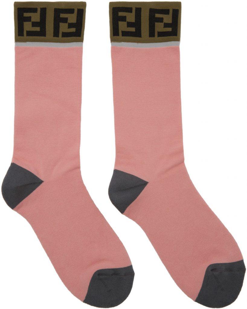 Forever Fendi socks