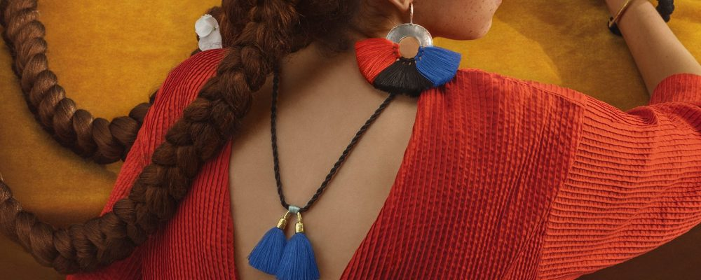 'Golden Sage' by Ora C: Unique Wearable Artworks from Canada