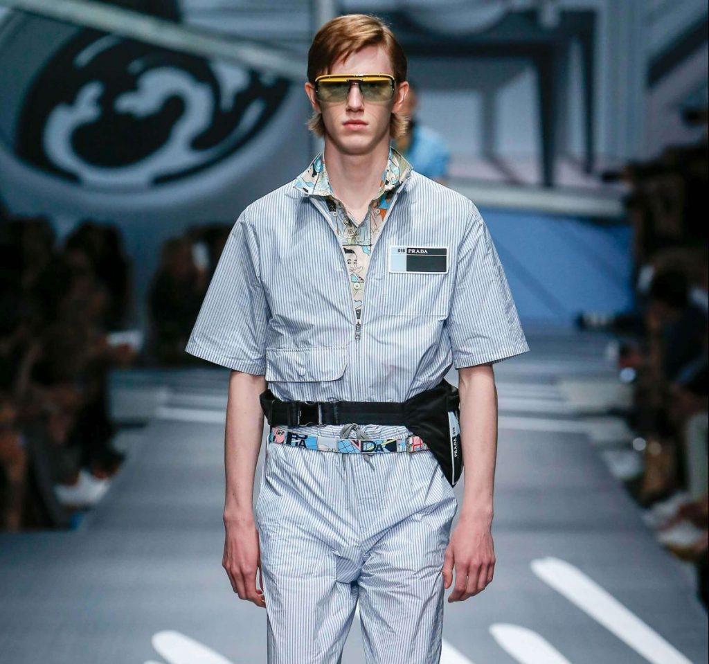 Prada FW18 Menswear - Runway
