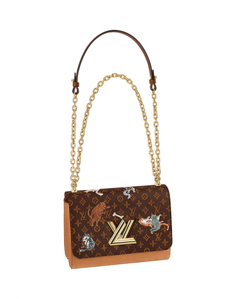 Louis Vuitton x Grace Coddington