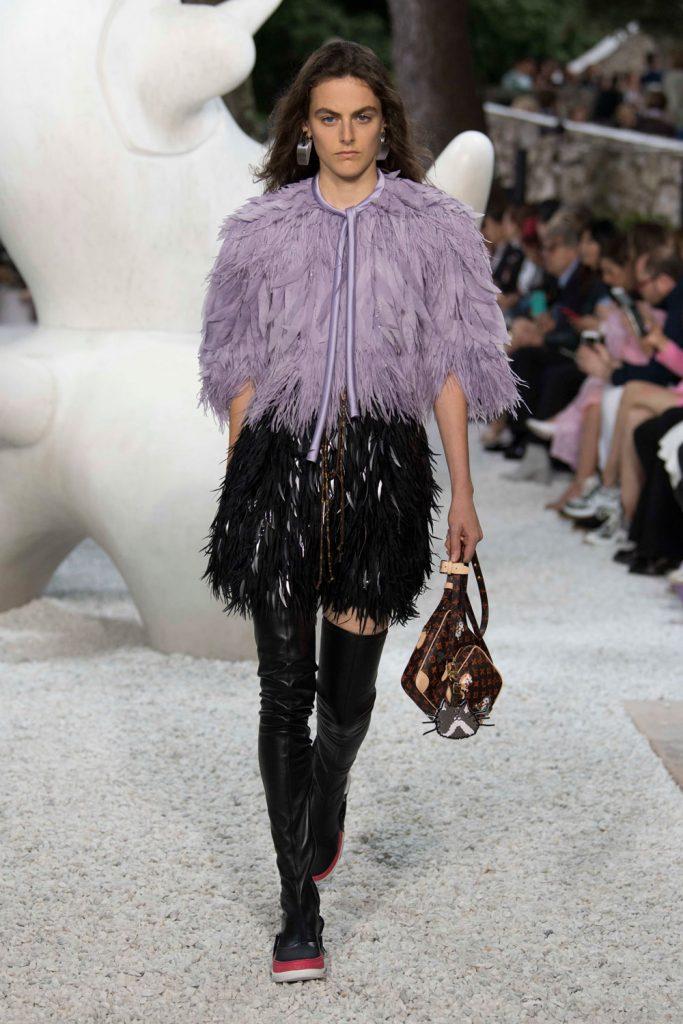 Louis Vuitton x Grace Coddington