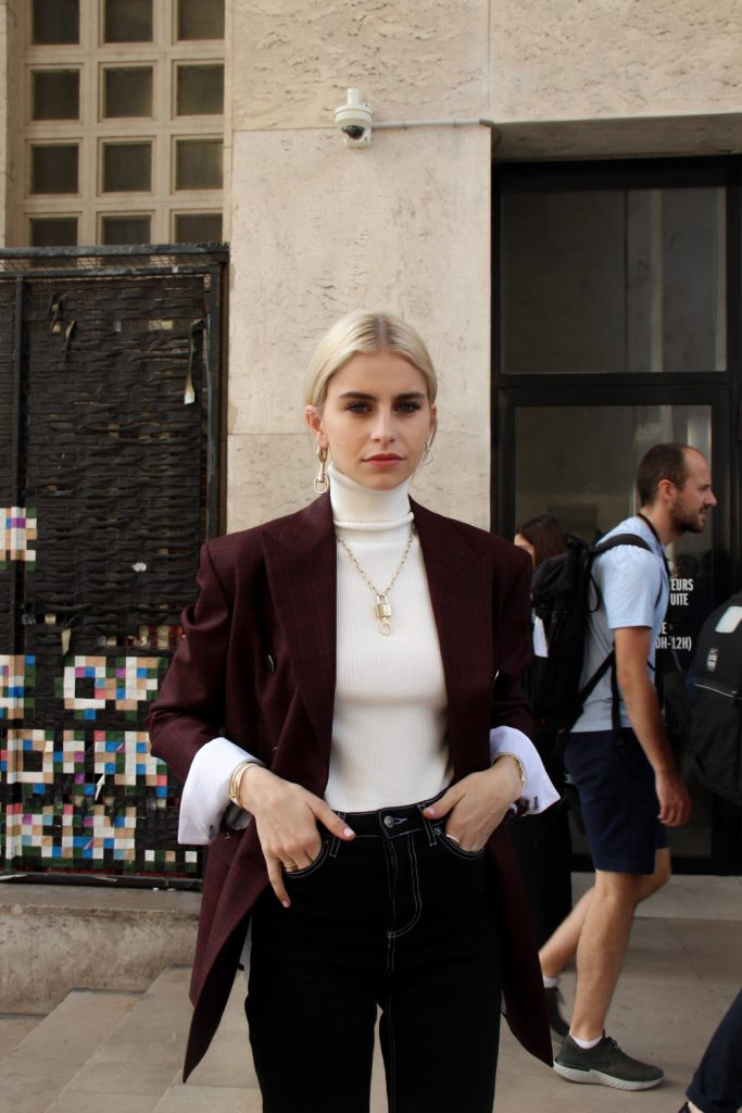Street Style Looks from Paris Fashion Week ss19 Part II