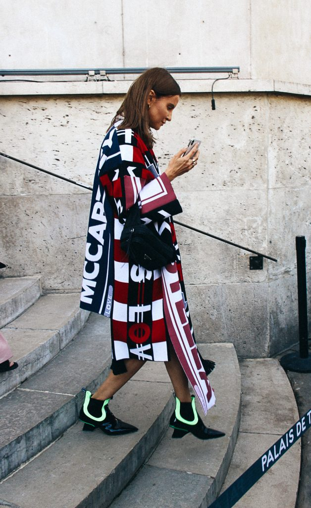 Street Style Looks from Paris Fashion Week SS19 Part III