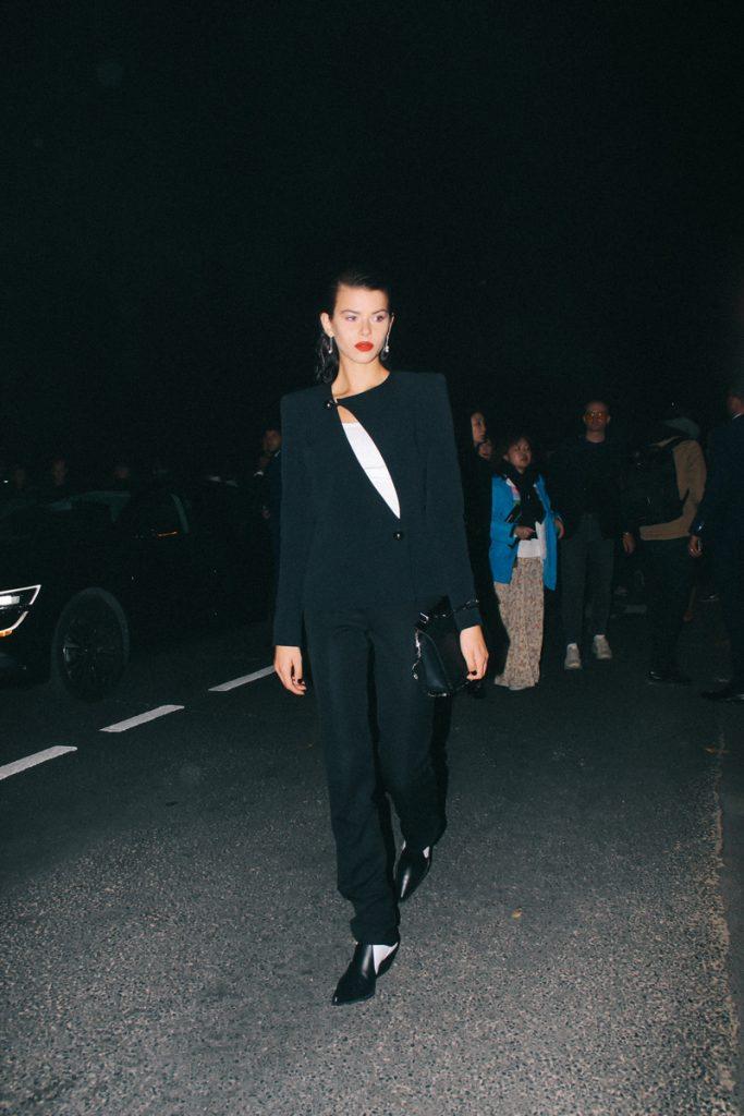 85b0f66c82 Street Style Looks from Paris Fashion Week SS19 Part IV