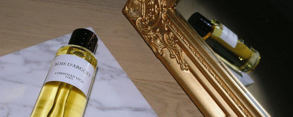 Maison Christian Dior Parfums Bois d'Argent