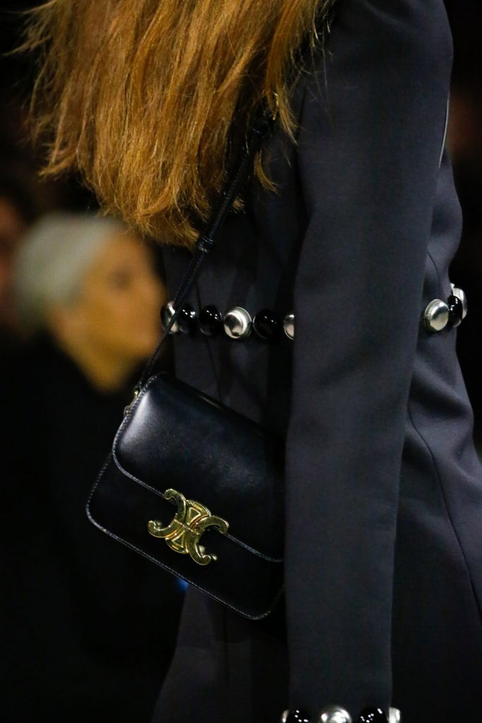Celine fw18 bags Hedi Slimane new collection