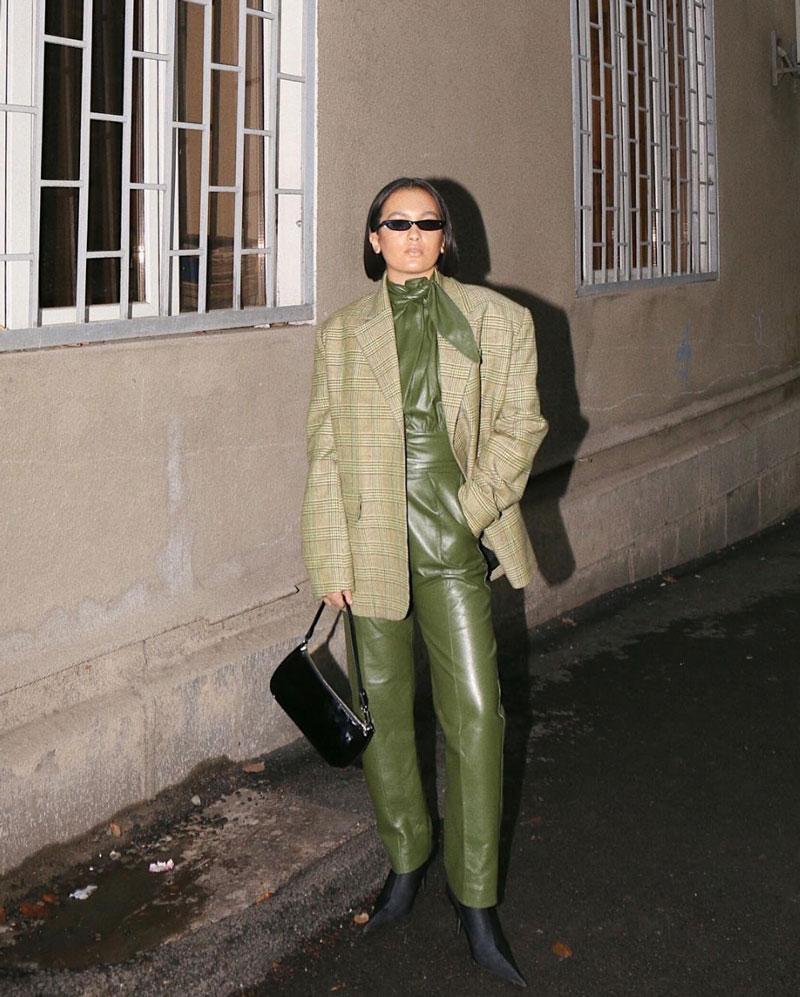 Oumayma Roberi & Fraud Eyewear