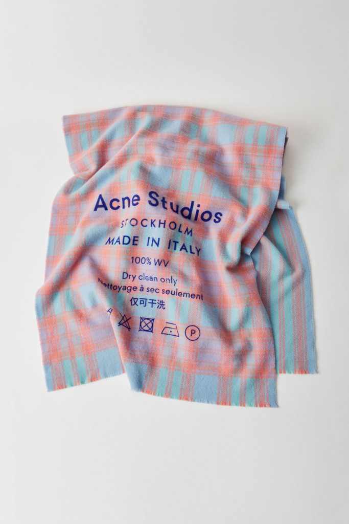 Acne Studios limited edition deco collection