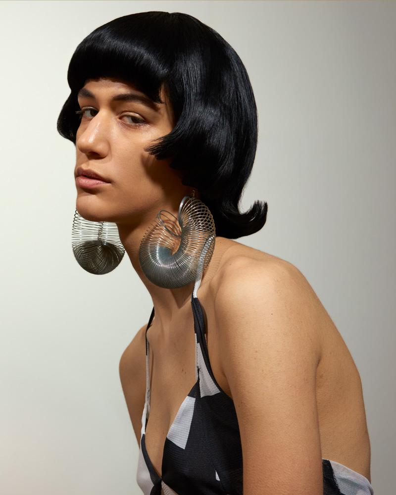 Millennial Rascals: A Portrait Editorial by Valeriya Polivanova