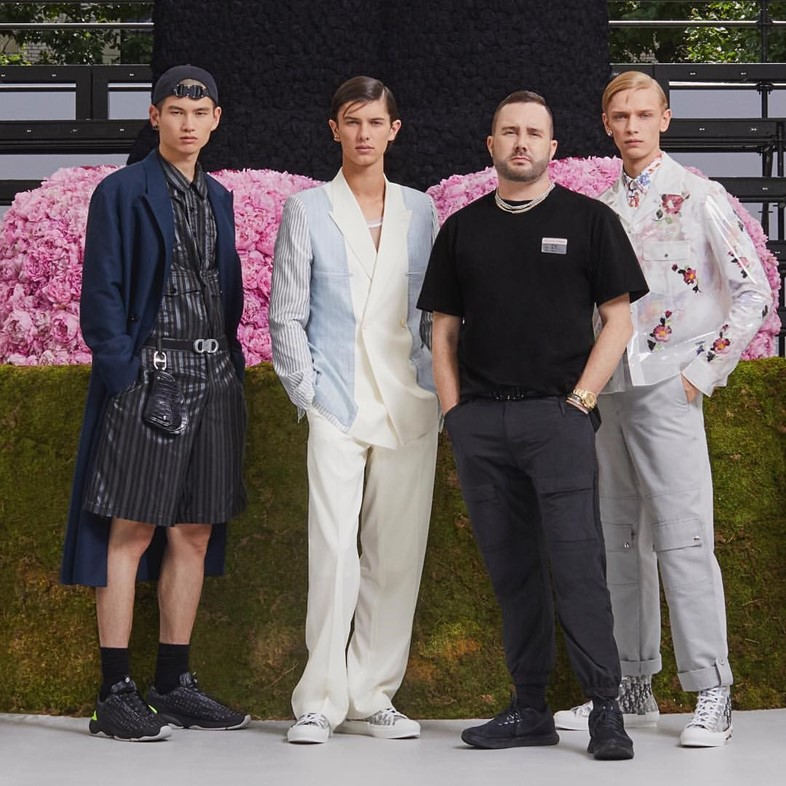 Kim Jones: 10 Men who inspired us on Instagram in 2018
