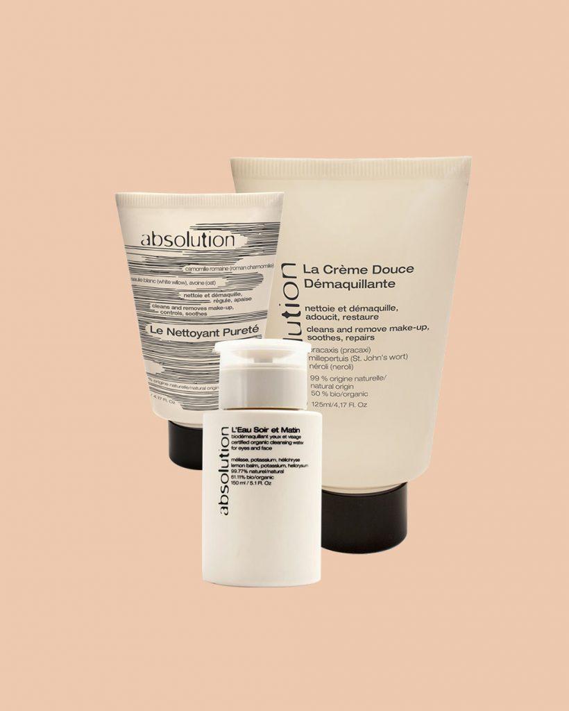 Absolution biological skincare