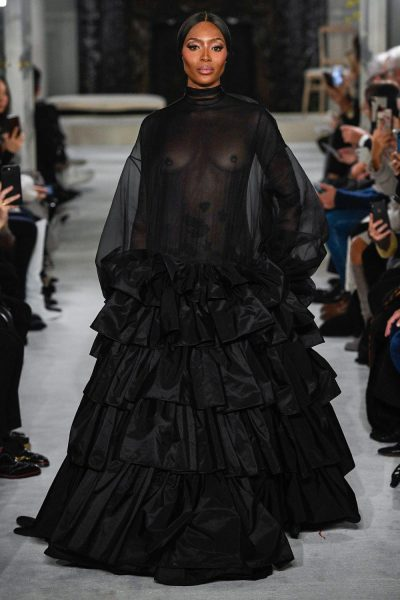 Spring 2019 Couture Week Valentino