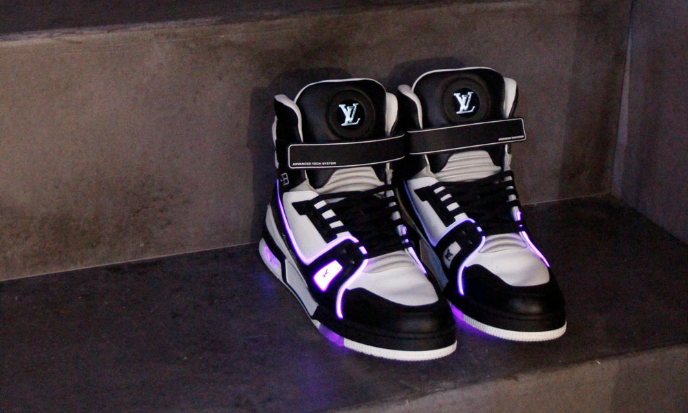 4e5e824f25f All You Need to Know About Louis Vuitton's Fiber Optic FW19 Sneakers ...