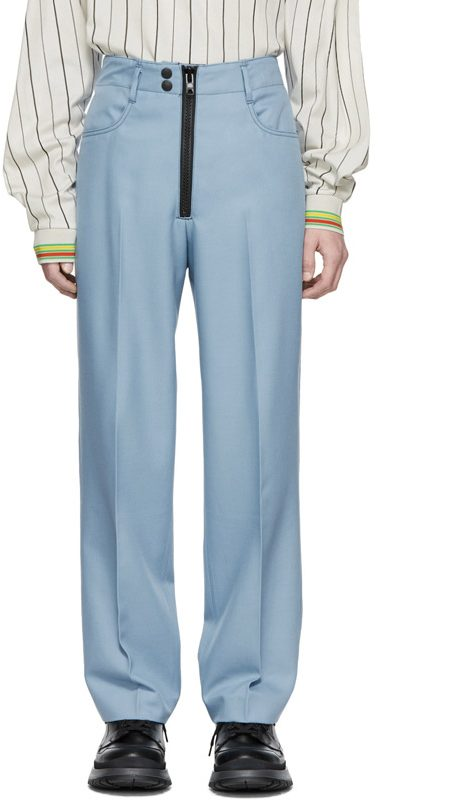 How to Wear and Where to Find Slouchy Designer Trousers for Spring 2019