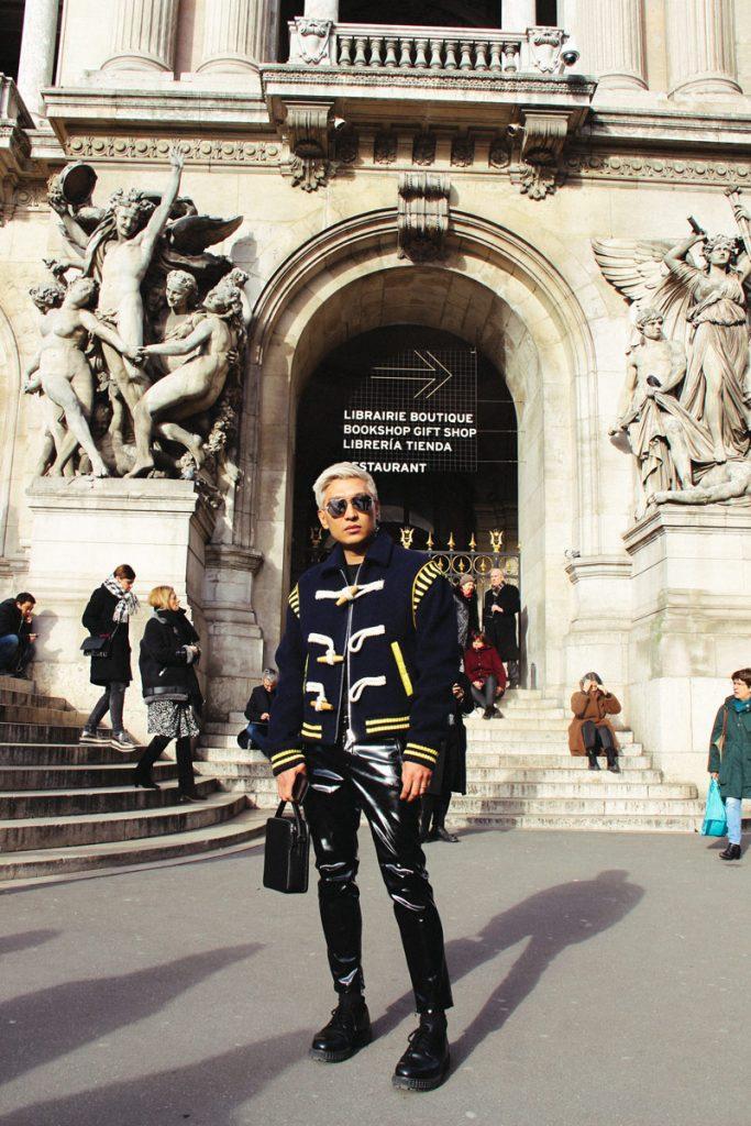 Street Style Looks from Paris Men's Fashion Week fw19 Part IV