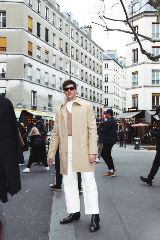 Street Style Looks from Paris Men's Fashion Week Fall Winter 2019